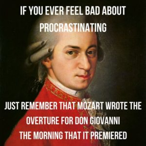 How to Listen to Opera: Don Giovanni – an audio lecture